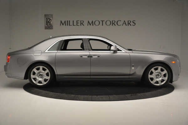 Used 2012 Rolls-Royce Ghost for sale Sold at Rolls-Royce Motor Cars Greenwich in Greenwich CT 06830 8