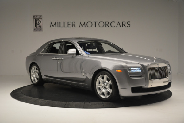 Used 2012 Rolls-Royce Ghost for sale Sold at Rolls-Royce Motor Cars Greenwich in Greenwich CT 06830 9
