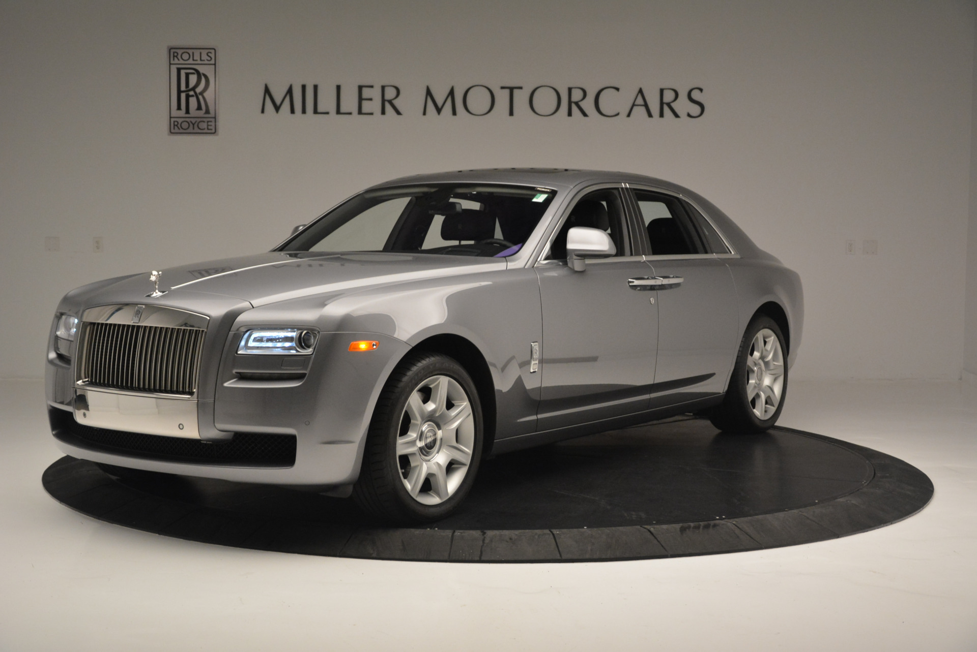 Used 2012 Rolls-Royce Ghost for sale Sold at Rolls-Royce Motor Cars Greenwich in Greenwich CT 06830 1
