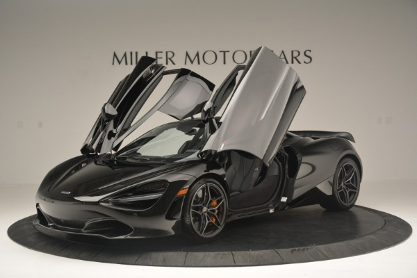 Used 2018 McLaren 720S Coupe for sale Sold at Rolls-Royce Motor Cars Greenwich in Greenwich CT 06830 14