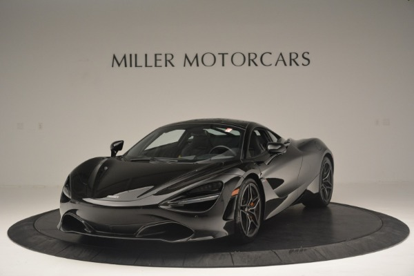 Used 2018 McLaren 720S Coupe for sale Sold at Rolls-Royce Motor Cars Greenwich in Greenwich CT 06830 1