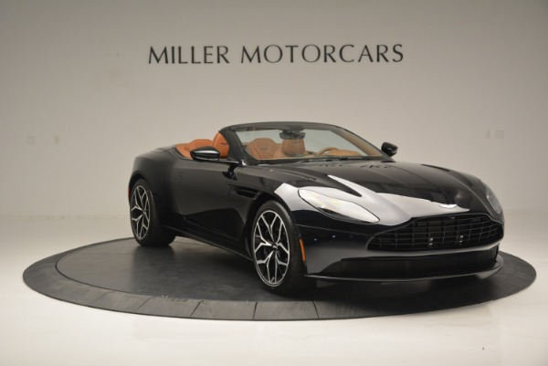 New 2019 Aston Martin DB11 Volante Volante for sale Sold at Rolls-Royce Motor Cars Greenwich in Greenwich CT 06830 11