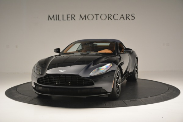 New 2019 Aston Martin DB11 Volante Volante for sale Sold at Rolls-Royce Motor Cars Greenwich in Greenwich CT 06830 13