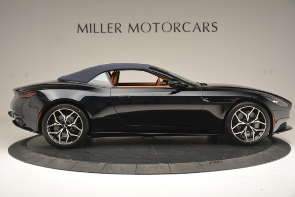 New 2019 Aston Martin DB11 Volante Volante for sale Sold at Rolls-Royce Motor Cars Greenwich in Greenwich CT 06830 16