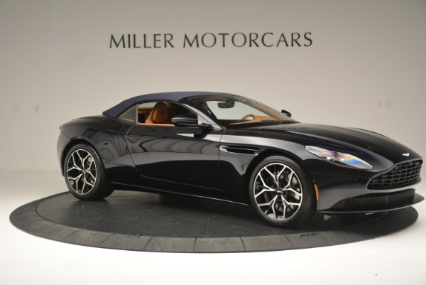 New 2019 Aston Martin DB11 Volante Volante for sale Sold at Rolls-Royce Motor Cars Greenwich in Greenwich CT 06830 17
