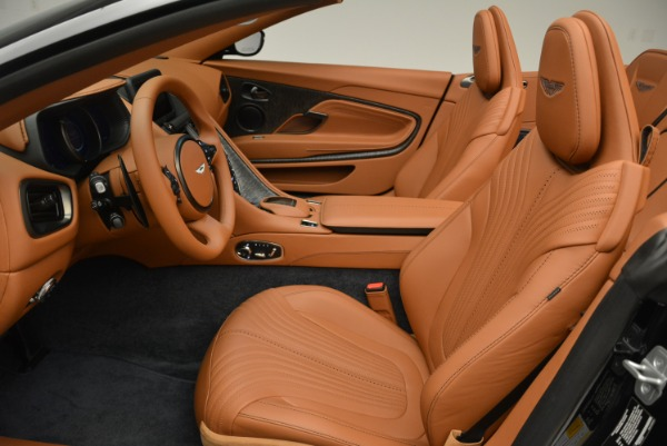 New 2019 Aston Martin DB11 Volante Volante for sale Sold at Rolls-Royce Motor Cars Greenwich in Greenwich CT 06830 20