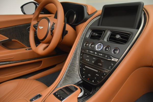 New 2019 Aston Martin DB11 Volante Volante for sale Sold at Rolls-Royce Motor Cars Greenwich in Greenwich CT 06830 26