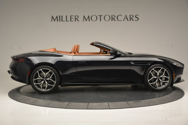 New 2019 Aston Martin DB11 Volante Volante for sale Sold at Rolls-Royce Motor Cars Greenwich in Greenwich CT 06830 9