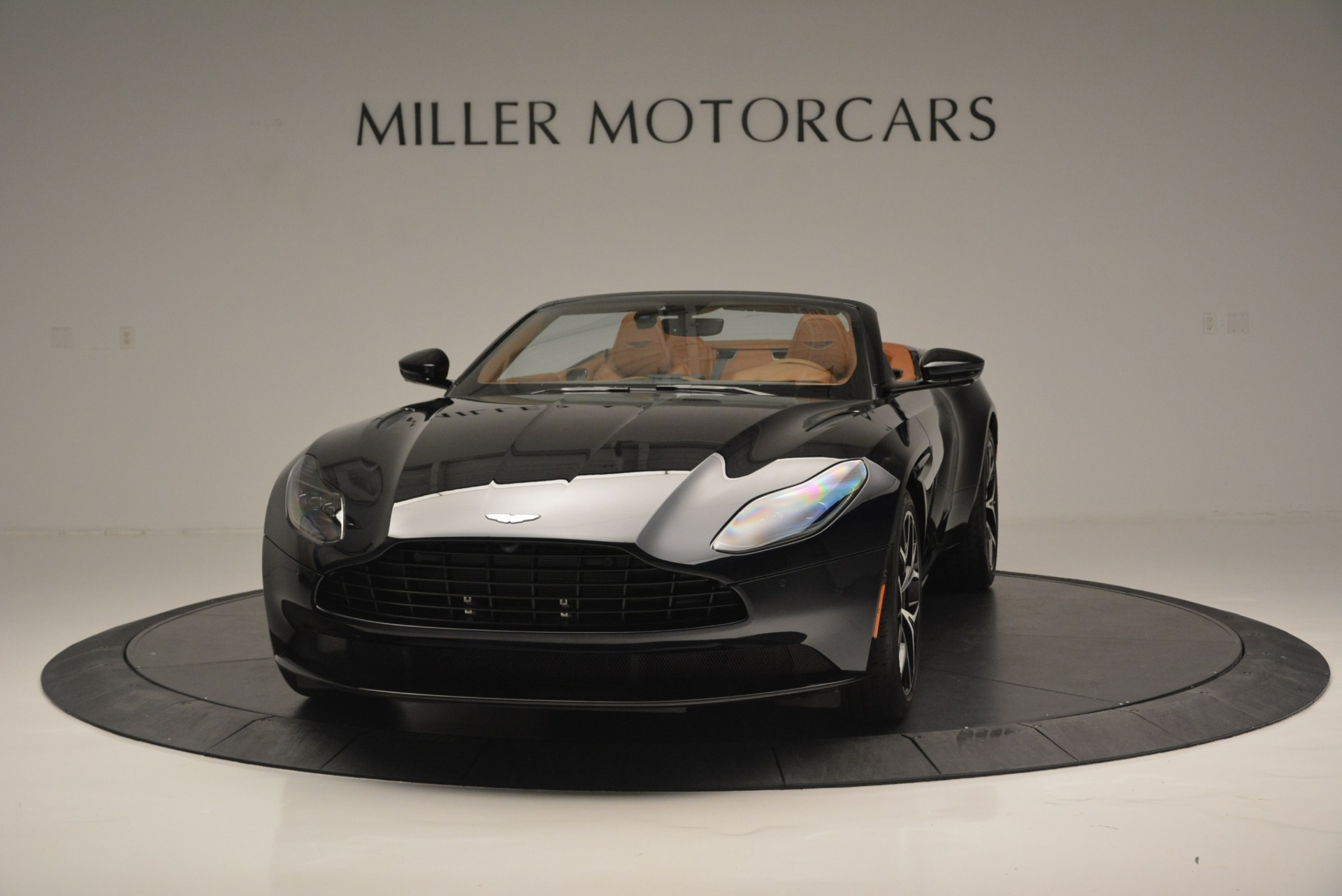 New 2019 Aston Martin DB11 Volante Volante for sale Sold at Rolls-Royce Motor Cars Greenwich in Greenwich CT 06830 1