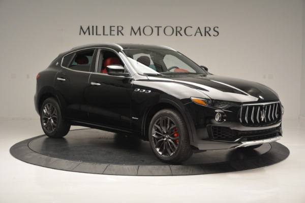 New 2018 Maserati Levante Q4 GranLusso for sale Sold at Rolls-Royce Motor Cars Greenwich in Greenwich CT 06830 11