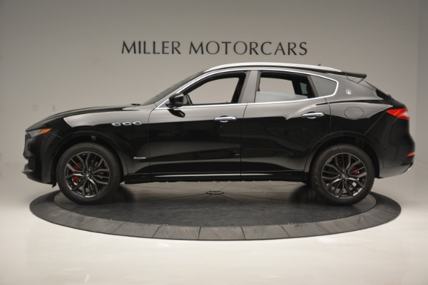 New 2018 Maserati Levante Q4 GranLusso for sale Sold at Rolls-Royce Motor Cars Greenwich in Greenwich CT 06830 3