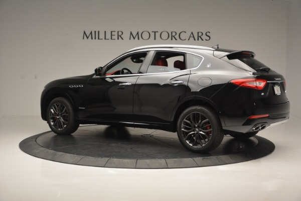 New 2018 Maserati Levante Q4 GranLusso for sale Sold at Rolls-Royce Motor Cars Greenwich in Greenwich CT 06830 4