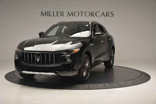 New 2018 Maserati Levante Q4 GranLusso for sale Sold at Rolls-Royce Motor Cars Greenwich in Greenwich CT 06830 1