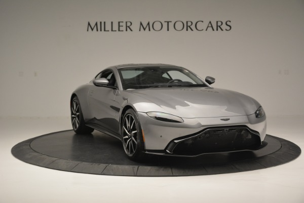 New 2019 Aston Martin Vantage for sale Sold at Rolls-Royce Motor Cars Greenwich in Greenwich CT 06830 11