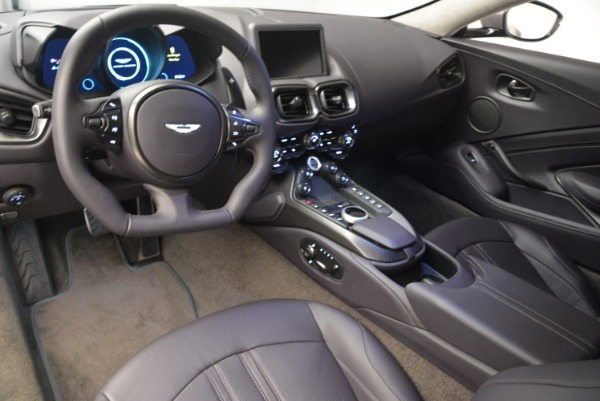 New 2019 Aston Martin Vantage for sale Sold at Rolls-Royce Motor Cars Greenwich in Greenwich CT 06830 14