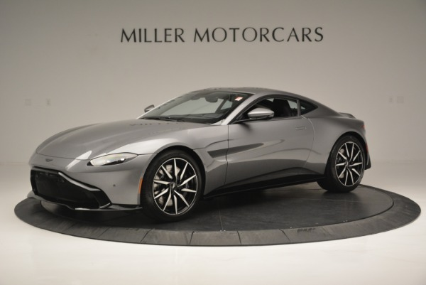 New 2019 Aston Martin Vantage for sale Sold at Rolls-Royce Motor Cars Greenwich in Greenwich CT 06830 2