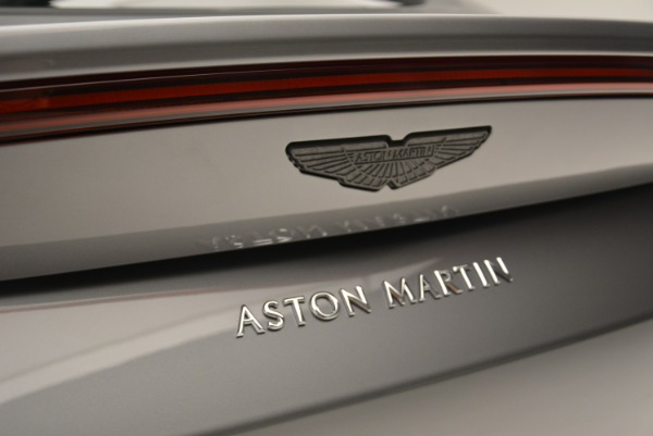 New 2019 Aston Martin Vantage for sale Sold at Rolls-Royce Motor Cars Greenwich in Greenwich CT 06830 21