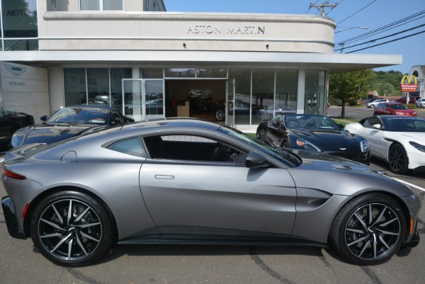 New 2019 Aston Martin Vantage for sale Sold at Rolls-Royce Motor Cars Greenwich in Greenwich CT 06830 22