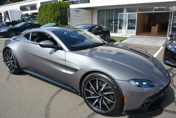 New 2019 Aston Martin Vantage for sale Sold at Rolls-Royce Motor Cars Greenwich in Greenwich CT 06830 24