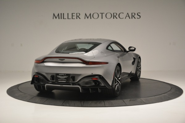 New 2019 Aston Martin Vantage for sale Sold at Rolls-Royce Motor Cars Greenwich in Greenwich CT 06830 7