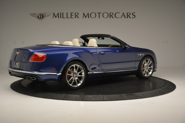 Used 2016 Bentley Continental GT V8 S for sale Sold at Rolls-Royce Motor Cars Greenwich in Greenwich CT 06830 8