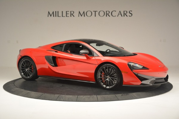 Used 2018 McLaren 570GT for sale Sold at Rolls-Royce Motor Cars Greenwich in Greenwich CT 06830 10
