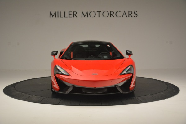 Used 2018 McLaren 570GT for sale Sold at Rolls-Royce Motor Cars Greenwich in Greenwich CT 06830 12