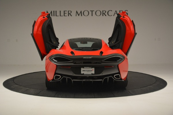 Used 2018 McLaren 570GT for sale Sold at Rolls-Royce Motor Cars Greenwich in Greenwich CT 06830 16