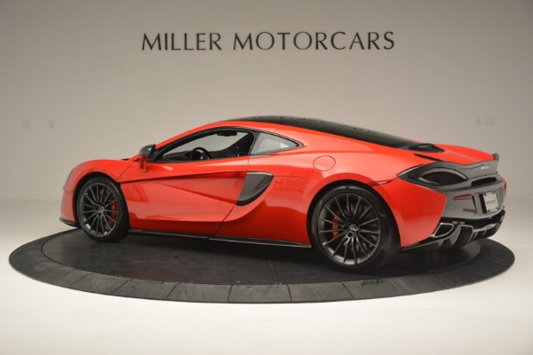 Used 2018 McLaren 570GT for sale Sold at Rolls-Royce Motor Cars Greenwich in Greenwich CT 06830 4