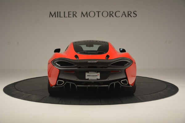Used 2018 McLaren 570GT for sale Sold at Rolls-Royce Motor Cars Greenwich in Greenwich CT 06830 6