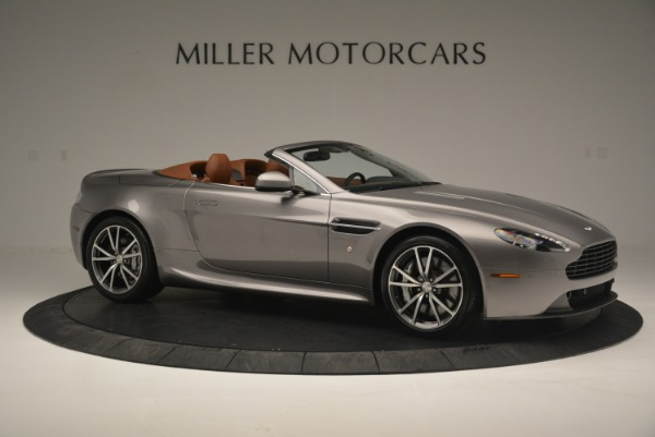 Used 2015 Aston Martin V8 Vantage Roadster for sale Sold at Rolls-Royce Motor Cars Greenwich in Greenwich CT 06830 10
