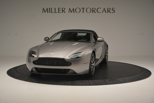 Used 2015 Aston Martin V8 Vantage Roadster for sale Sold at Rolls-Royce Motor Cars Greenwich in Greenwich CT 06830 13