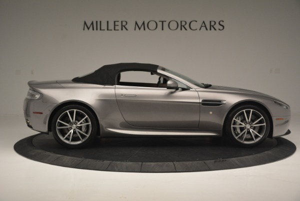 Used 2015 Aston Martin V8 Vantage Roadster for sale Sold at Rolls-Royce Motor Cars Greenwich in Greenwich CT 06830 16