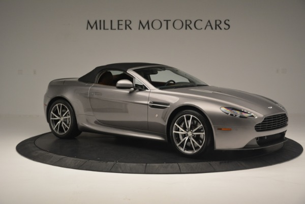 Used 2015 Aston Martin V8 Vantage Roadster for sale Sold at Rolls-Royce Motor Cars Greenwich in Greenwich CT 06830 17