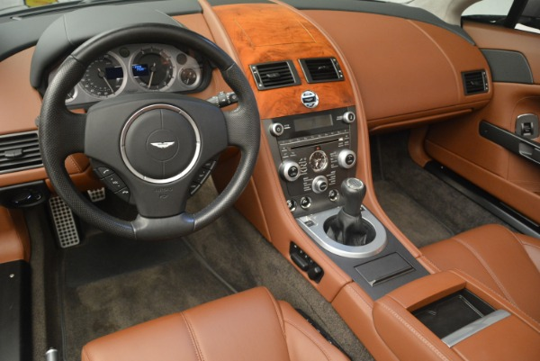 Used 2015 Aston Martin V8 Vantage Roadster for sale Sold at Rolls-Royce Motor Cars Greenwich in Greenwich CT 06830 20