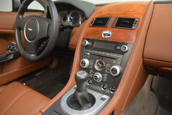 Used 2015 Aston Martin V8 Vantage Roadster for sale Sold at Rolls-Royce Motor Cars Greenwich in Greenwich CT 06830 23