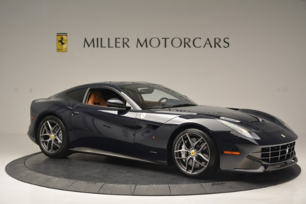 Used 2017 Ferrari F12 Berlinetta for sale Sold at Rolls-Royce Motor Cars Greenwich in Greenwich CT 06830 10