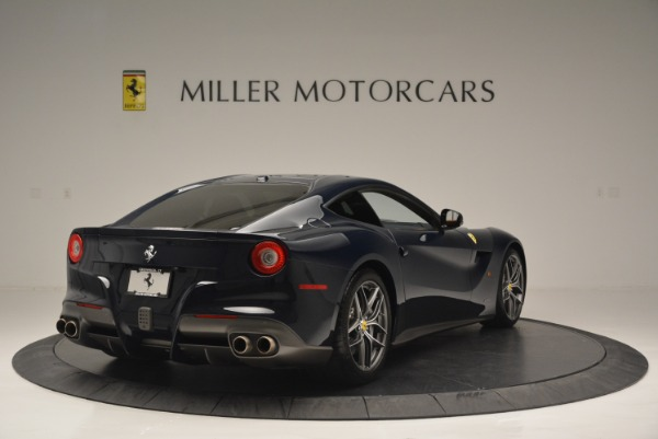 Used 2017 Ferrari F12 Berlinetta for sale Sold at Rolls-Royce Motor Cars Greenwich in Greenwich CT 06830 7