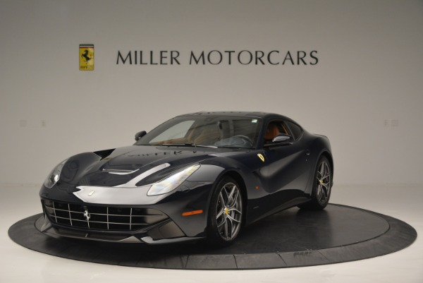 Used 2017 Ferrari F12 Berlinetta for sale Sold at Rolls-Royce Motor Cars Greenwich in Greenwich CT 06830 1