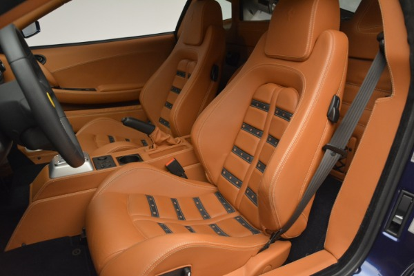 Used 2009 Ferrari F430 6-Speed Manual for sale Sold at Rolls-Royce Motor Cars Greenwich in Greenwich CT 06830 16