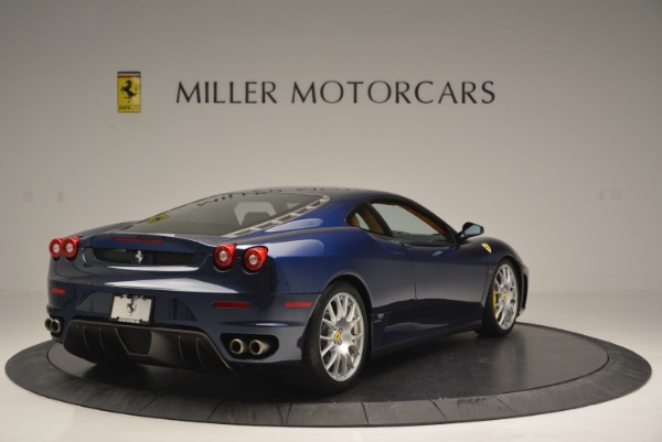 Used 2009 Ferrari F430 6-Speed Manual for sale Sold at Rolls-Royce Motor Cars Greenwich in Greenwich CT 06830 7