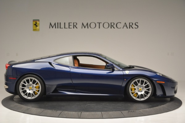 Used 2009 Ferrari F430 6-Speed Manual for sale Sold at Rolls-Royce Motor Cars Greenwich in Greenwich CT 06830 9
