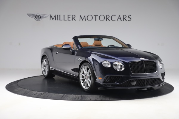 Used 2016 Bentley Continental GTC V8 S for sale Sold at Rolls-Royce Motor Cars Greenwich in Greenwich CT 06830 12
