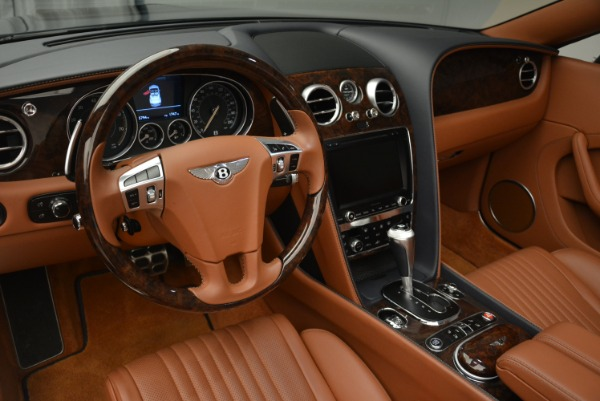 Used 2016 Bentley Continental GTC V8 S for sale Sold at Rolls-Royce Motor Cars Greenwich in Greenwich CT 06830 25