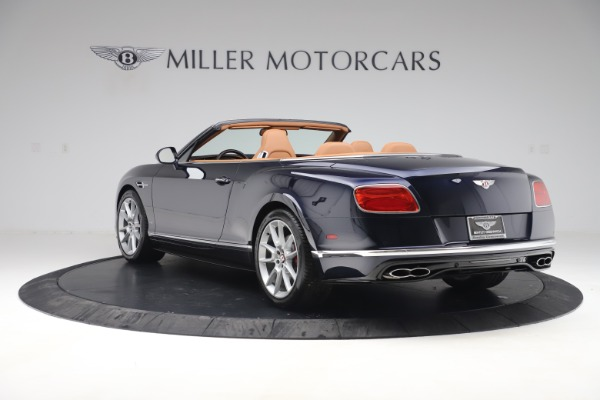 Used 2016 Bentley Continental GTC V8 S for sale Sold at Rolls-Royce Motor Cars Greenwich in Greenwich CT 06830 5