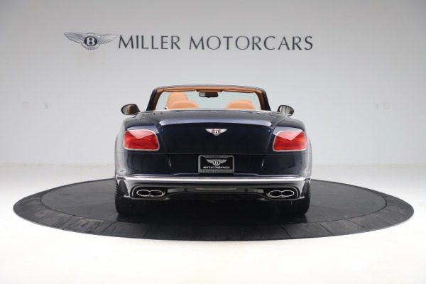 Used 2016 Bentley Continental GTC V8 S for sale Sold at Rolls-Royce Motor Cars Greenwich in Greenwich CT 06830 6