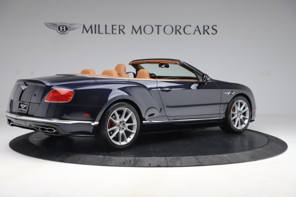 Used 2016 Bentley Continental GTC V8 S for sale Sold at Rolls-Royce Motor Cars Greenwich in Greenwich CT 06830 9