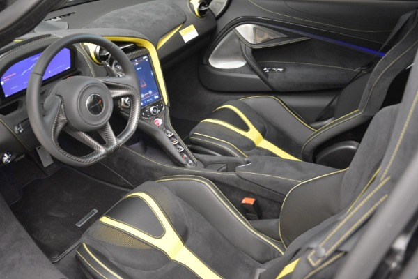 Used 2018 McLaren 720S Coupe for sale Sold at Rolls-Royce Motor Cars Greenwich in Greenwich CT 06830 15