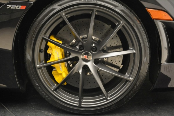 Used 2018 McLaren 720S Coupe for sale Sold at Rolls-Royce Motor Cars Greenwich in Greenwich CT 06830 23