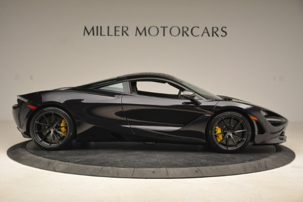 Used 2018 McLaren 720S Coupe for sale Sold at Rolls-Royce Motor Cars Greenwich in Greenwich CT 06830 9